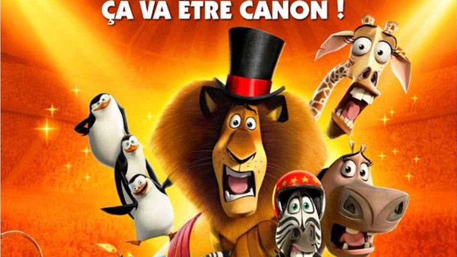 Madagascar 3 : La nouvelle bande-annonce déjantée (Vidéo)