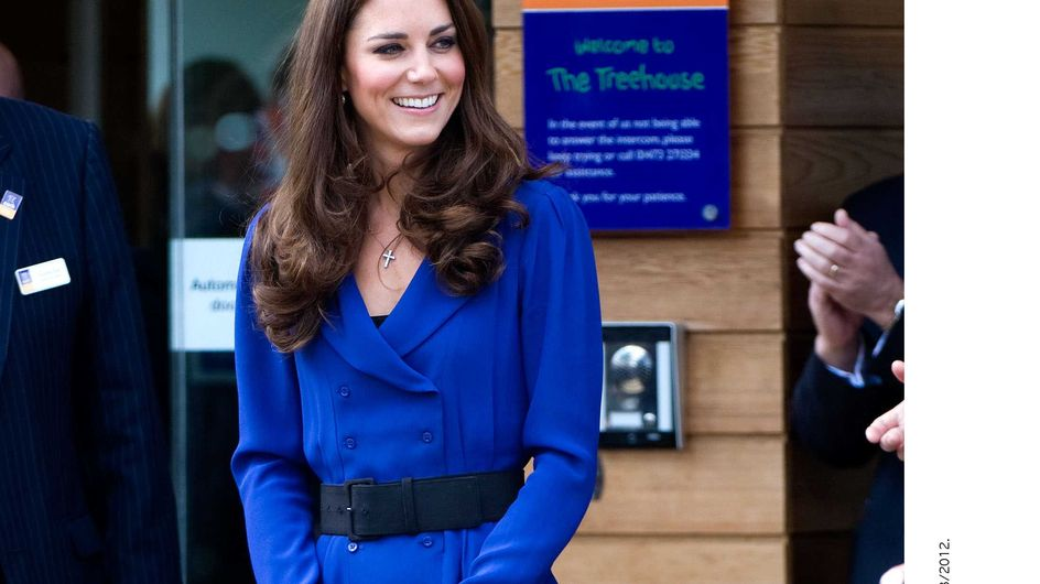 Kate Middleton : Elle pique ses robes dans le dressing de Maman !