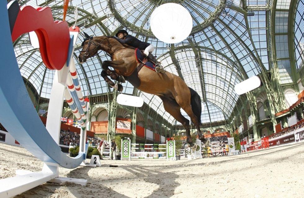 Saut Hermès : Quand style et équitation vibrent à l'unisson (Photos)