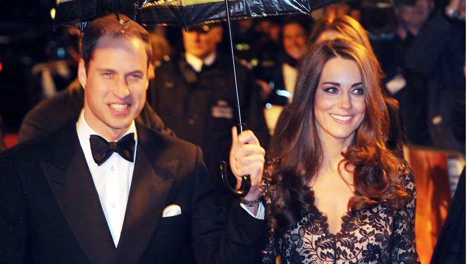 Kate Middleton : Son prince William est revenu !