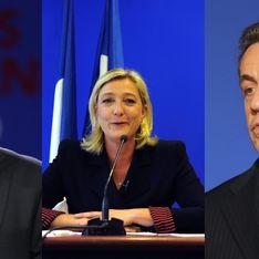 Présidentielle 2012 : Qui est dans le top 3 des sondages ?