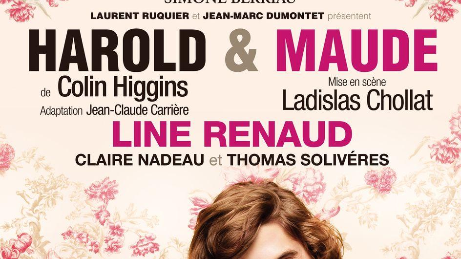 """Harold et Maude : Line Renaud """"Rien n'est possible sans amour"""" (Vidéo)"""