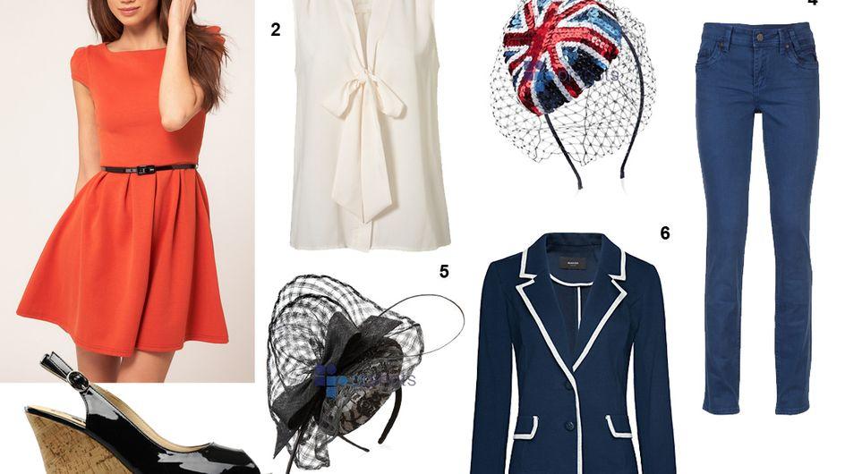 Kate Middleton : Je veux son look ! (Photos)