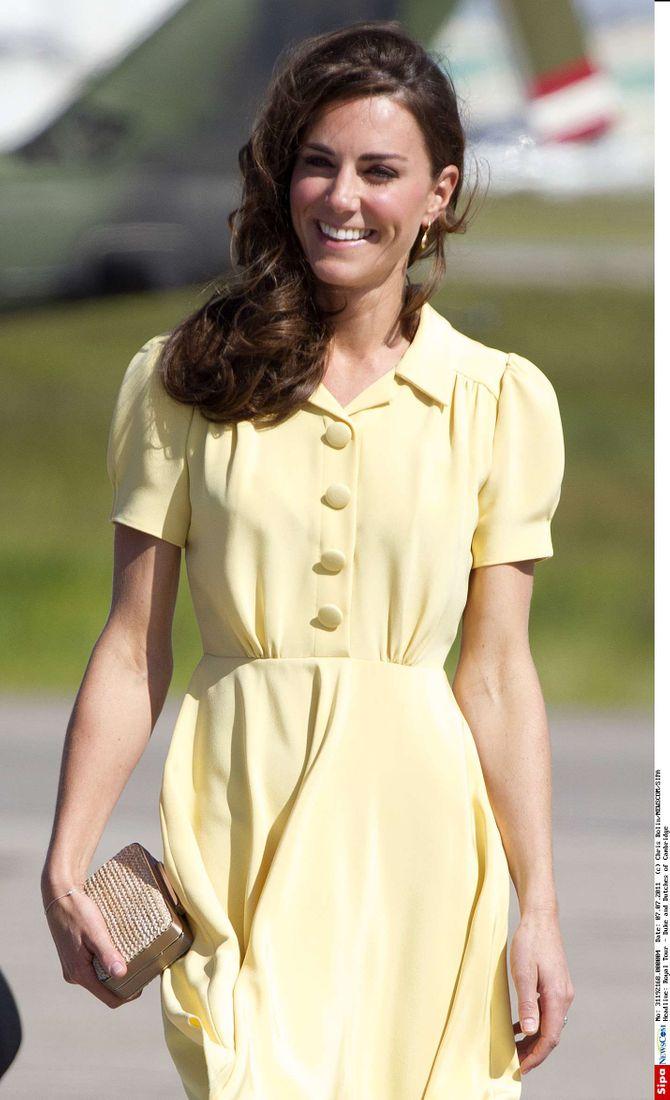 Copier  le look de Kate Middleton