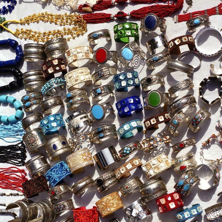 magasin discount dernières conceptions diversifiées magasiner pour véritable Santé : Les bijoux en toc dangereux ?