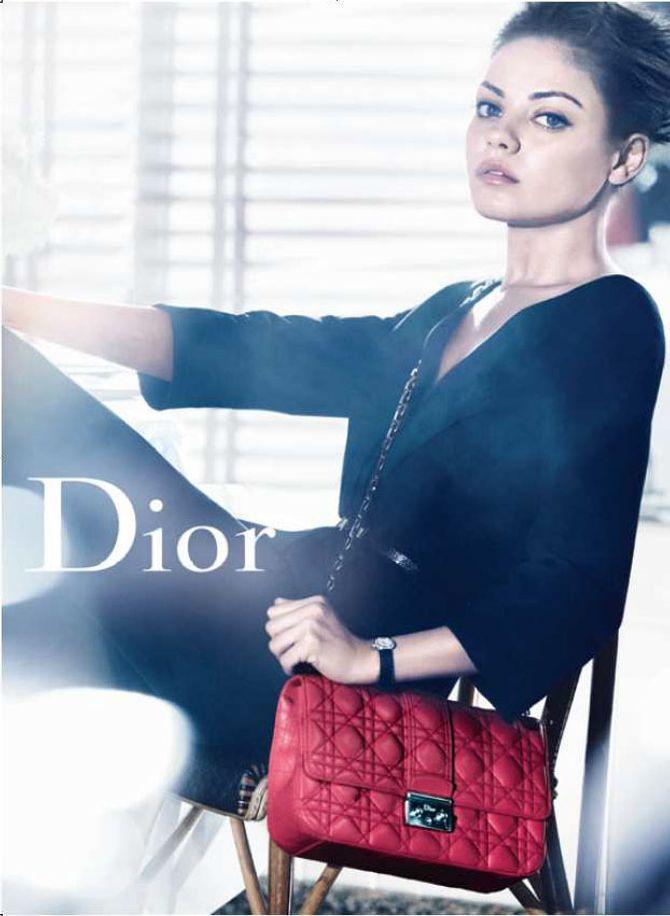 Mila Kunis égérie Dior, Mila Kunis Miss