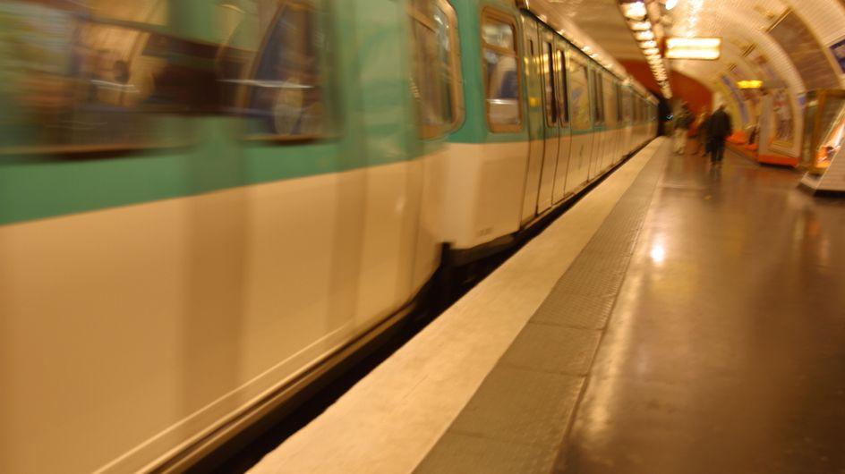 Paris : Une rame de métro déraille à Nation