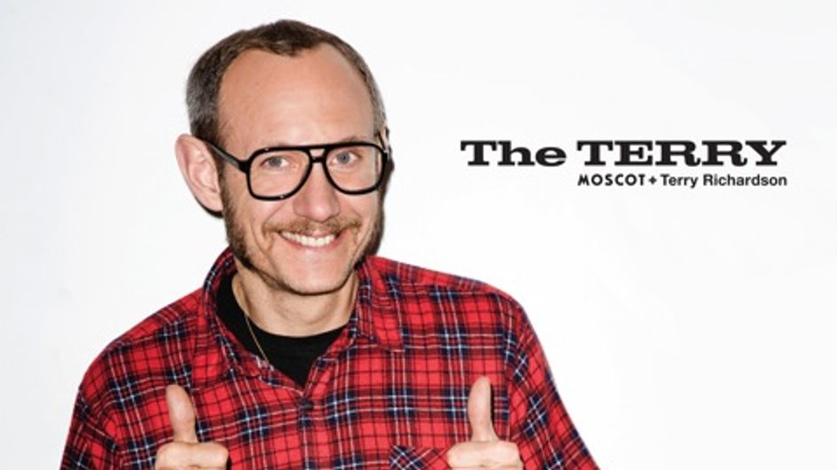 Terry Richardson : On lui pique ses lunettes !