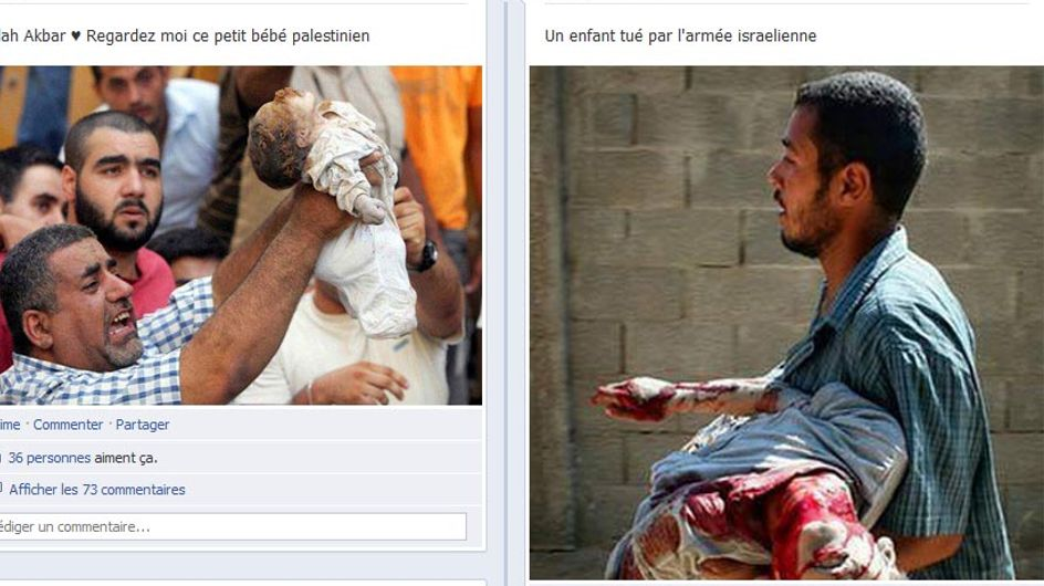 Fusillade à Toulouse : Les hommages à Mohamed Merah se multiplient sur Facebook (Photos)