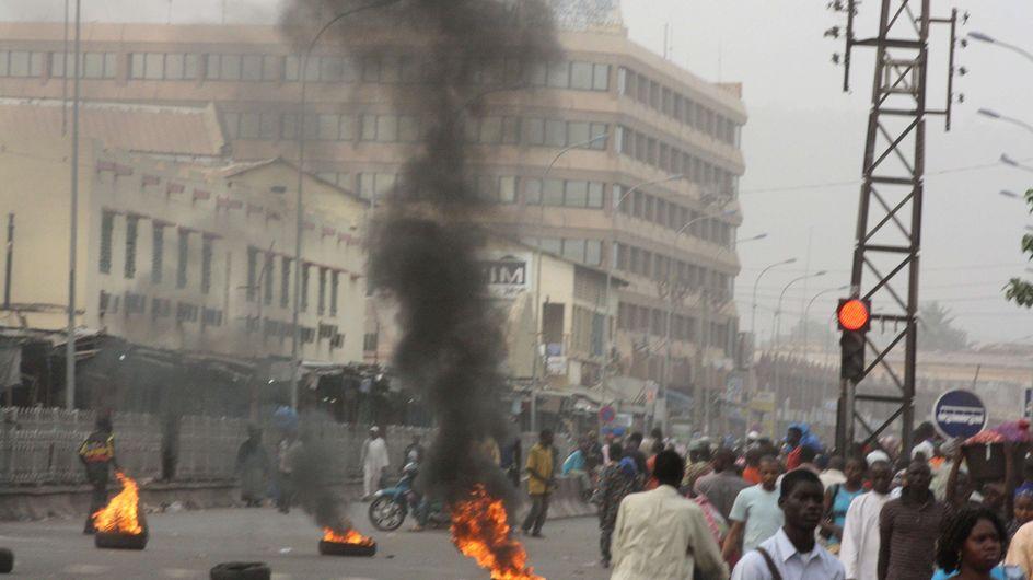 Mali : Au moins 3 morts lors du coup d'Etat