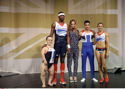 Stella  McCartney, Jeux Olympiques, tenues