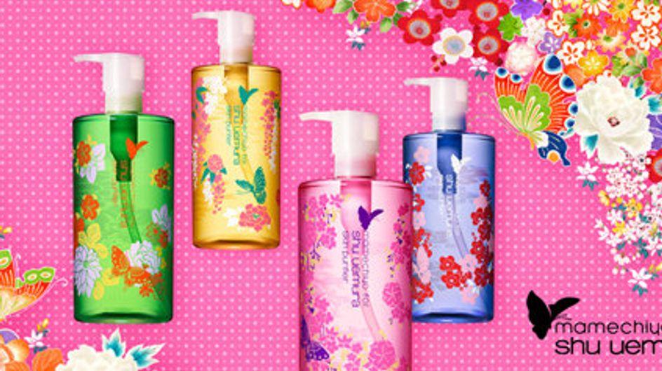 Shu Uemura : La marque relooke ses produits phares
