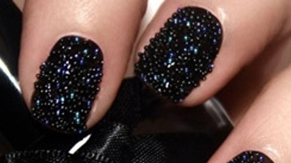 Manucure : La manucure caviar, le nail art de l'été ?