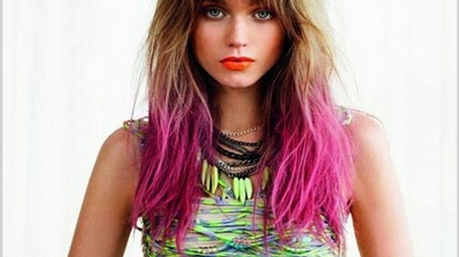 Faites-vous des cheveux flashy avec le Color Bug !