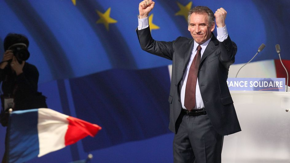 François Bayrou : Le meeting de la dernière chance