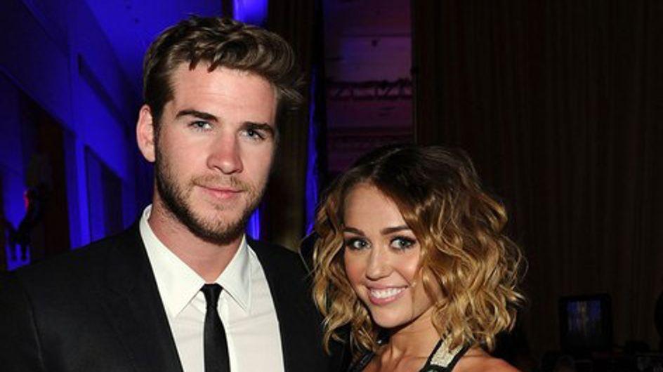 Miley Cyrus : Découvrez sa bague de fiançailles !