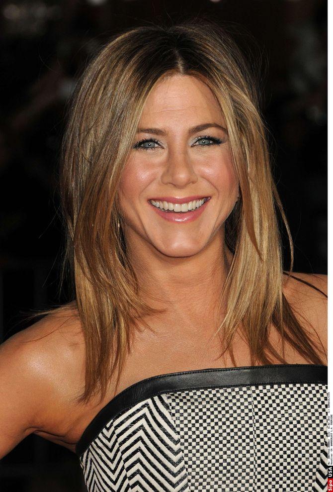 Jennifer  Aniston, bronzage