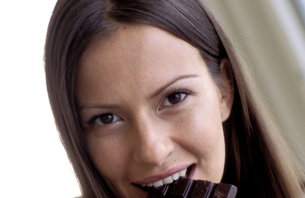 Minceur : Le chocolat noir, un allié de choix pour perdre du poids !