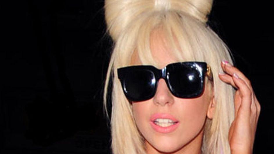 Lady Gaga : Découvrez-la sans maquillage ! (Photos)