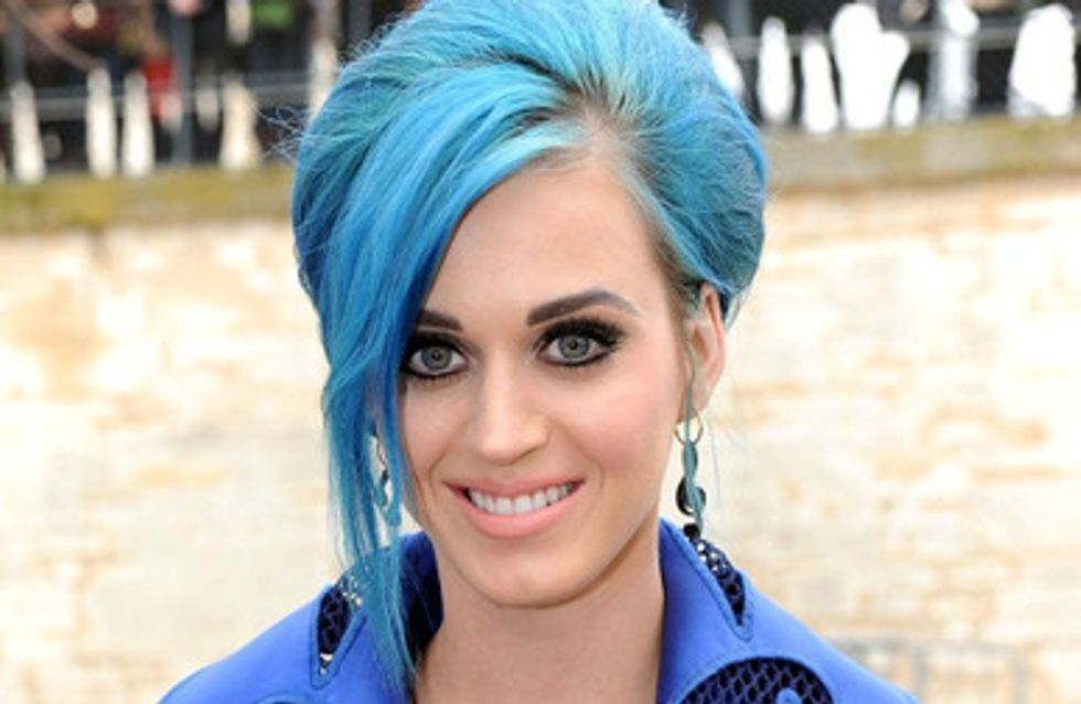 Katy Perry : les confidences de son maquilleur