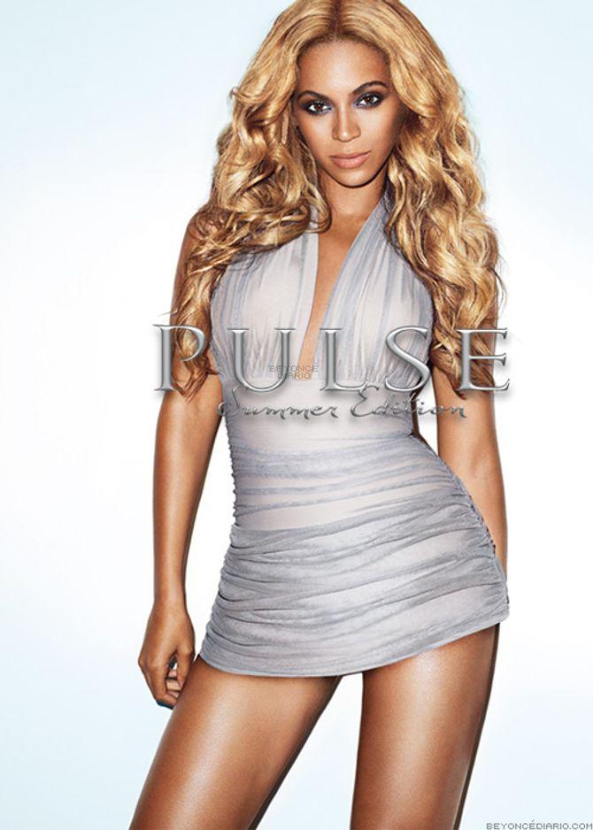 Beyoncé sexy parfum