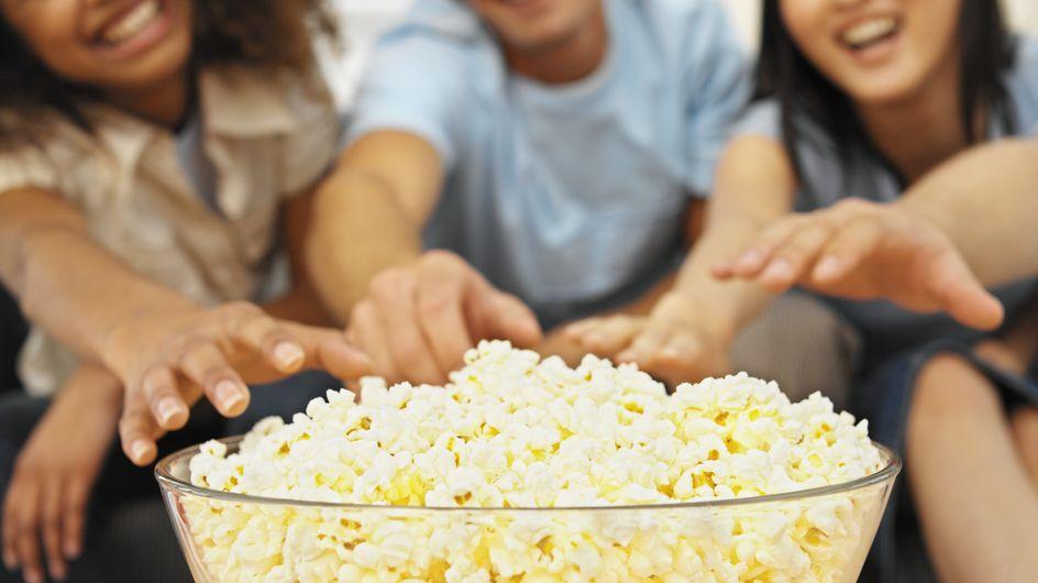 Alimentation : Le popcorn meilleur que les fruits et les légumes
