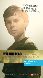 The Walking Dead, The Walking Dead sur Sundance Channel, campagne No