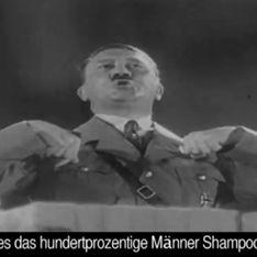Adolf Hitler fait de la pub pour du shampoing (Vidéo)