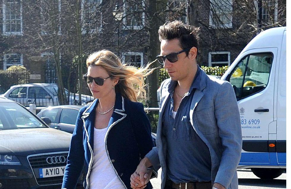 Kate Moss : Un look cosy ! (Photos)