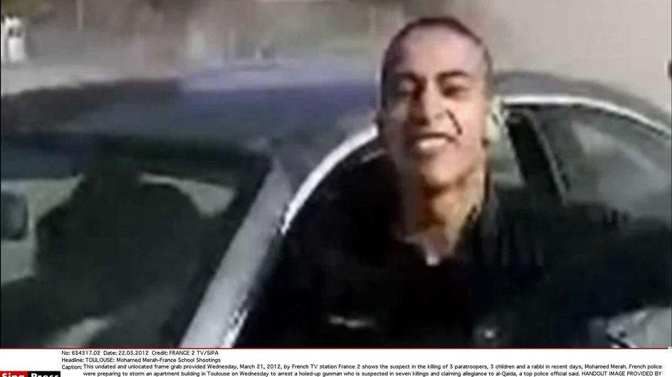 Mohamed Merah : Il a été enterré