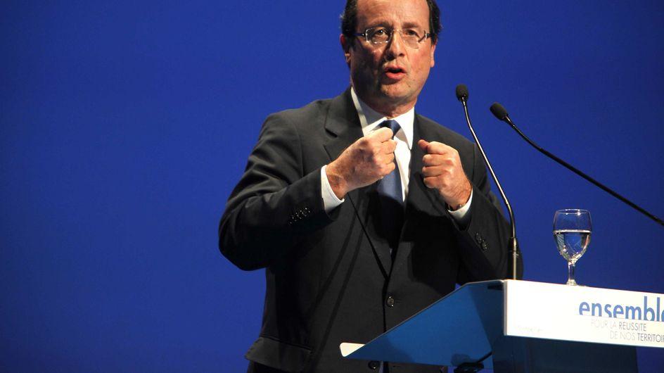 """François Hollande : Pour un """"dépistage rapide"""" du Sida"""