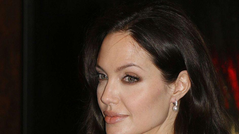 Angelina Jolie : Les raisons de sa maigreur...