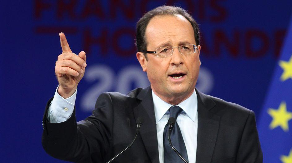 """François Hollande : """"Le plus grand risque c'est l'abstention"""""""