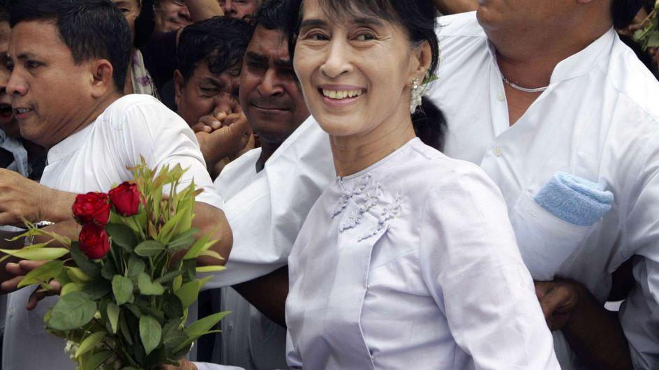 Aung San Suu Kyi : Son parcours en 10 dates