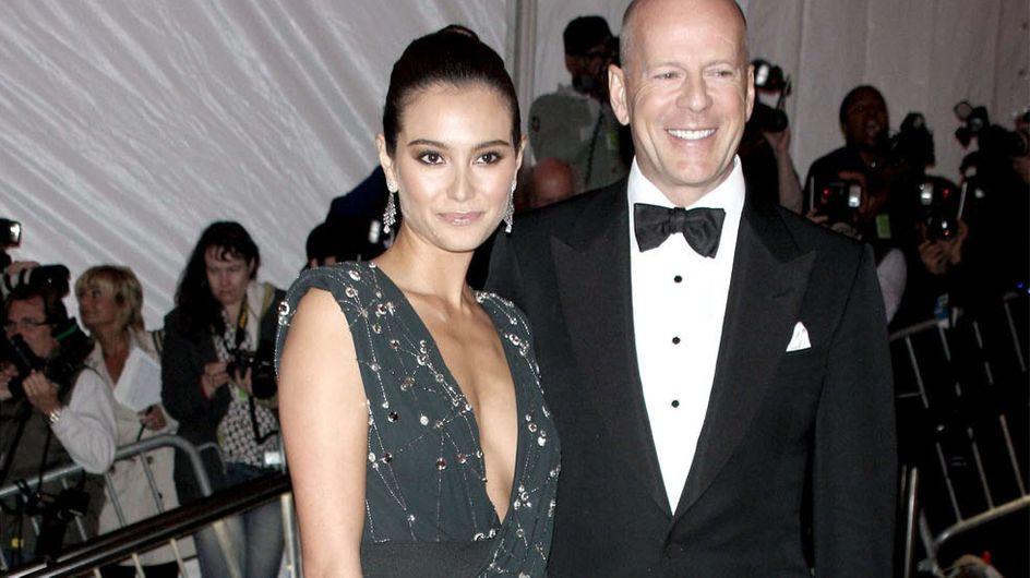 Bruce Willis : Papa d'une petite fille