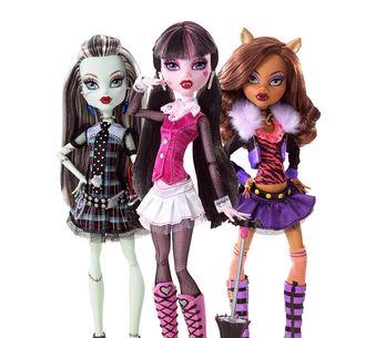 Poupées Monster High : pourquoi les fillettes en sont fans