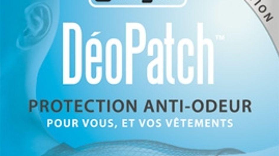 """Transpiration : J'ai testé les """"Déopatch"""" !"""
