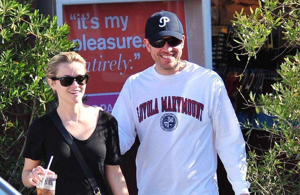 Reese Witherspoon : Elle raconte comment elle a rencontré son mari