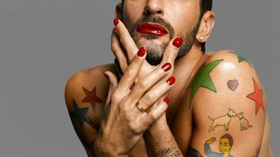 Marc Jacobs : Il lance une ligne de make-up !