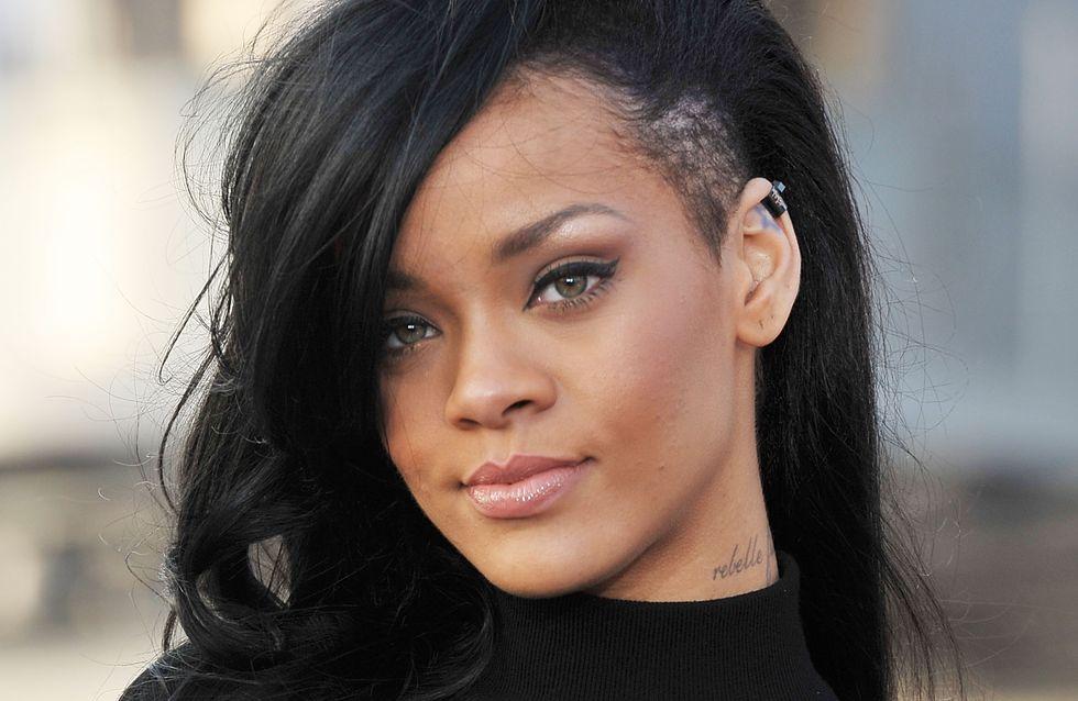 Rihanna : So chic en Givenchy (Photos)