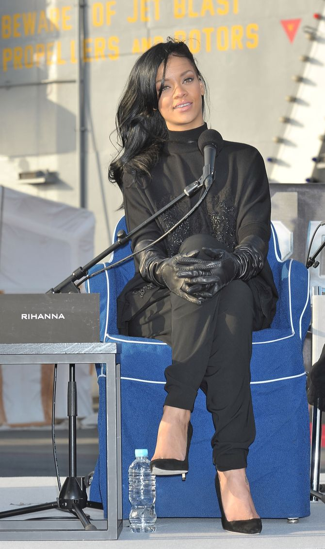 Rihanna en Givenchy