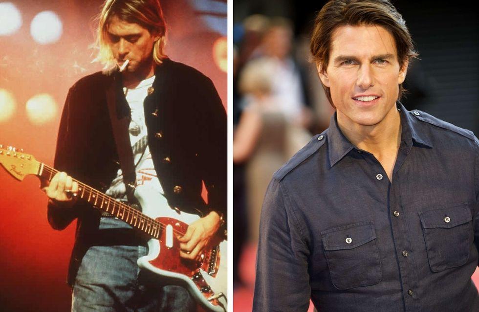 Tom Cruise en Kurt Cobain : On y croit ou pas ?