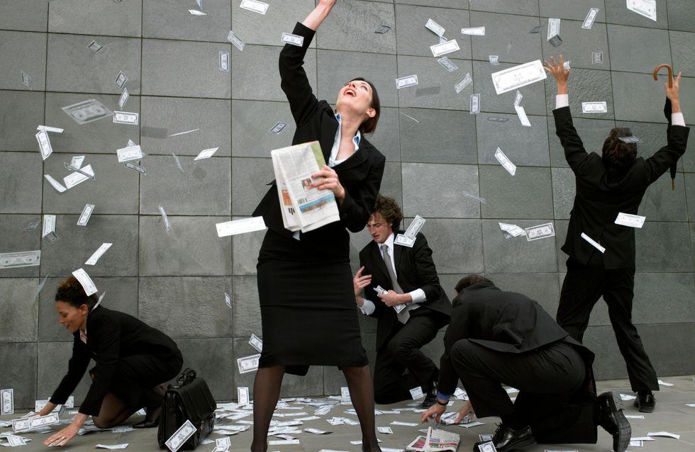Crise économique : Le CAC 40 régale ses actionnaires