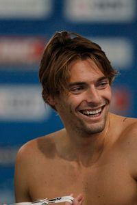 Camille Lacourt championnat de France de natation 2011