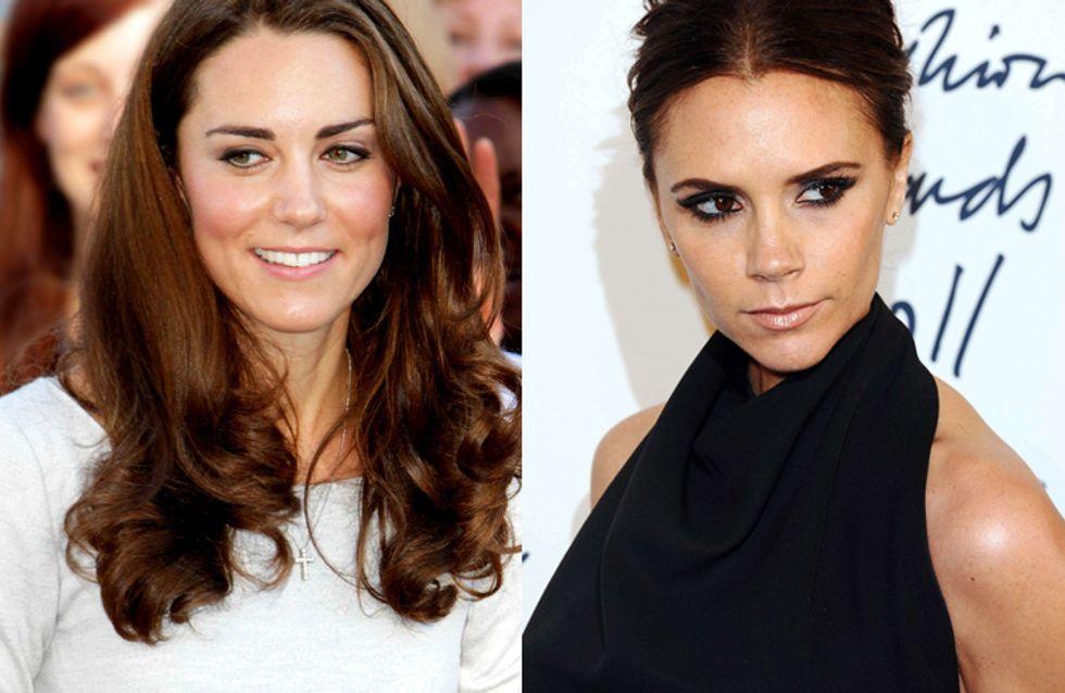 Kate Middleton : Victoria Beckham lui a fait un cadeau