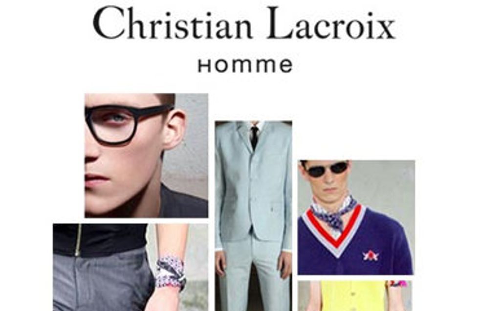 Christian Lacroix : Un concours pour aller filmer le défilé !