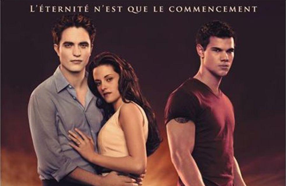 Twilight : Le chapitre 4 bientôt en DVD