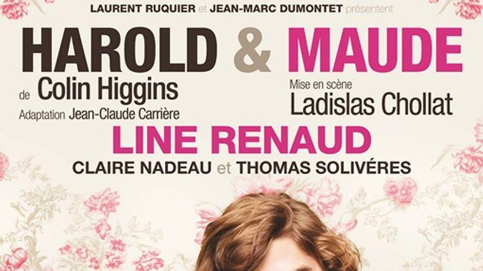 Harold et Maude : Le nouveau spectacle avec Line Renaud