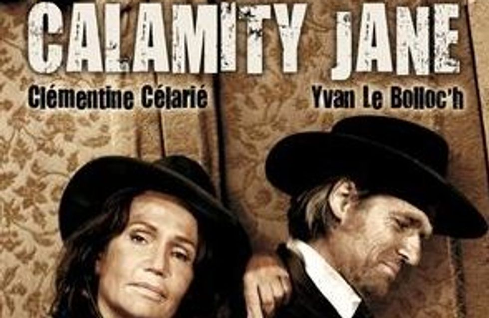 Calamity Jane : Embarquez avec Clémentine Célarié