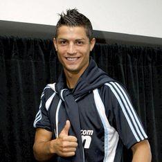 Cristiano Ronaldo : Elu footballeur de l'année 2011